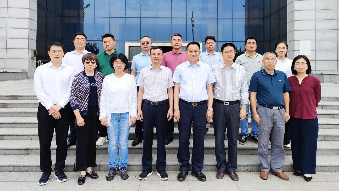 千川木门CNAS实验室建设项目启动会隆重召开